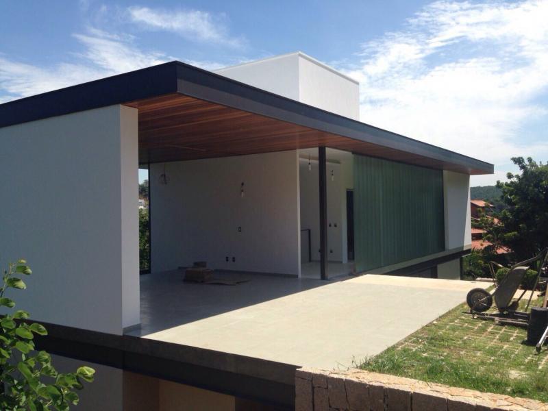Casas em estrutura metálica preço