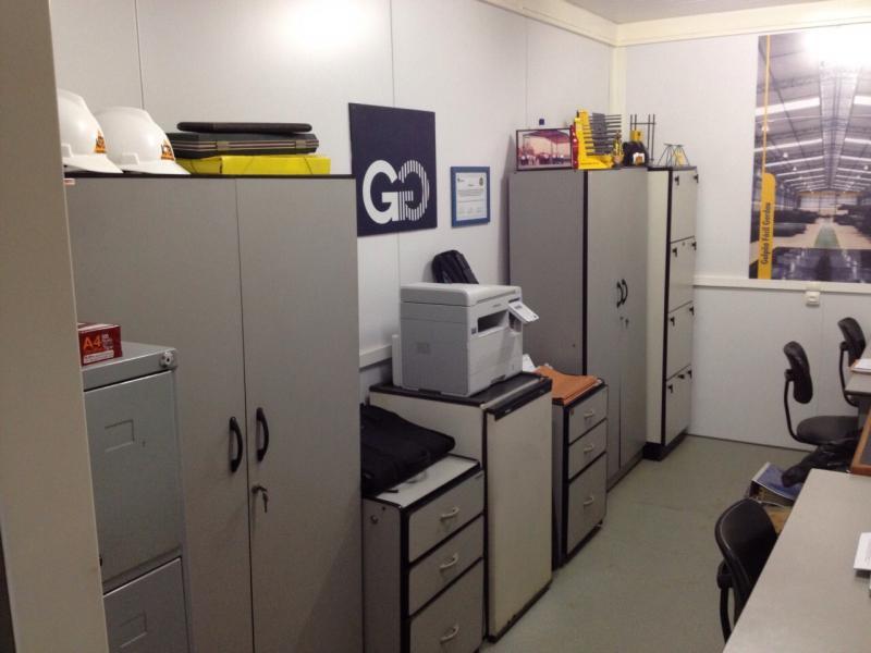 Container escritório sp