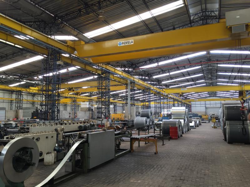 Galpões industriais pré moldados