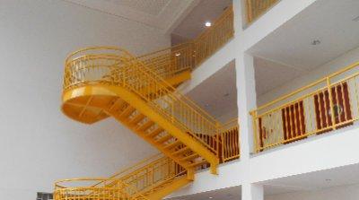 Escadas e Passarelas