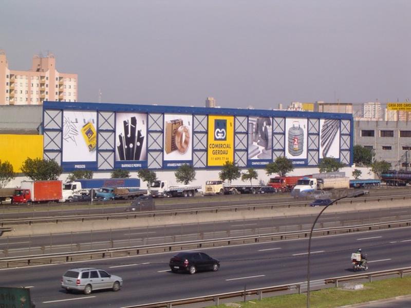 2005 Gerdau Painel Publicitário_São Paulo-SP