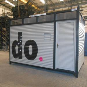 Container escritorio sp