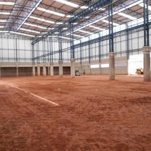 Empresa de construção de galpão metálico