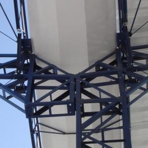 Estrutura metalica para galpoes