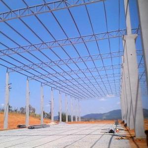Galpão estrutura metalica preço